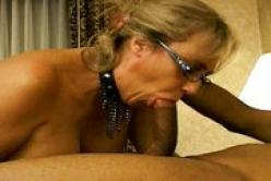 Mature Arschfick beim Interracial Sex